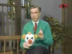 Mr Rogers Clown