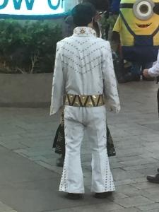 Elvis Saggy Pants