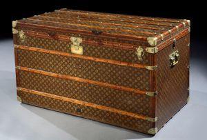 Louis Vuitton Trunk