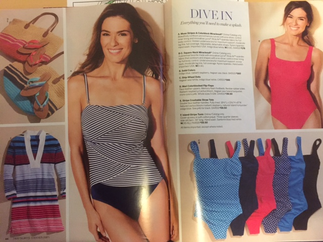 Talbots Summer Swim Suits