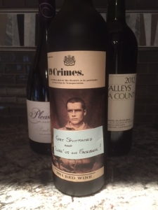 Facebook Wine