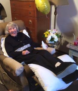 Mom 96 Birthday