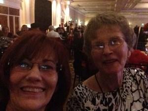 Las Vegas Selfie Joyce and Kathy