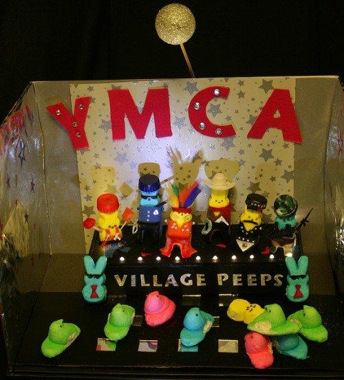 Village Peeps